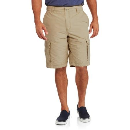 Faded Glory - Men's Cotton Cargo Short - Walmart.com