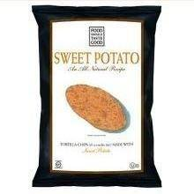 24 Pack : Food Should Taste Good Sweet Potato Tortilla Chips, 1.5 Ounce : Potato Chips And