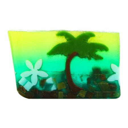 Primal Elements Handmade Vegetable Glycerin Soap Paradise Sunset