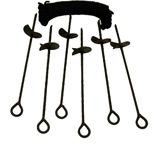 King Canopy 6-Piece Anchor Kit