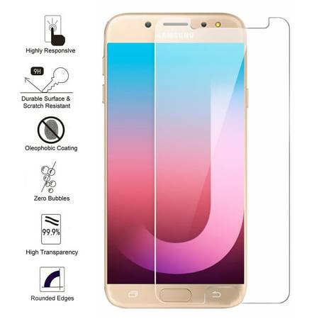 Samsung Galaxy J7 Pro / J730G Tempered Glass Screen Protectors [3D Touch]  0 25mm Screen Protector Glass