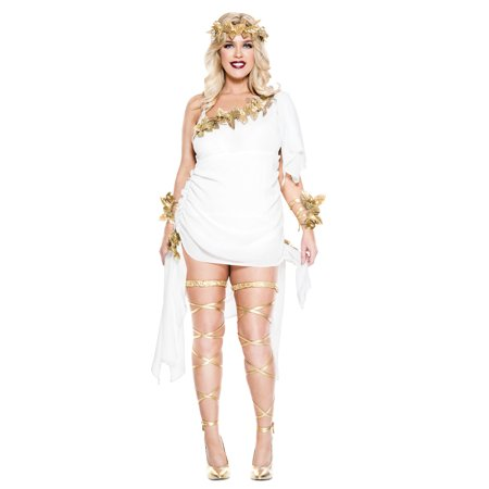 Plus Size Goddess Beauty 70928Q-1X/2X - Renaissance Goddess