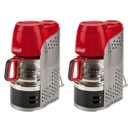 Coleman Portable Propane Coffee Maker - Walmart.com