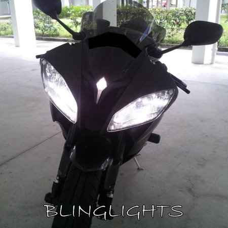 Yamaha yzf r6 bright white upgrade light bulbs for headlamps yamaha yzf r6 bright white upgrade light bulbs for headlamps headlights head lamps lights fandeluxe Images