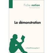 La démonstration (Fiche notion) - eBook