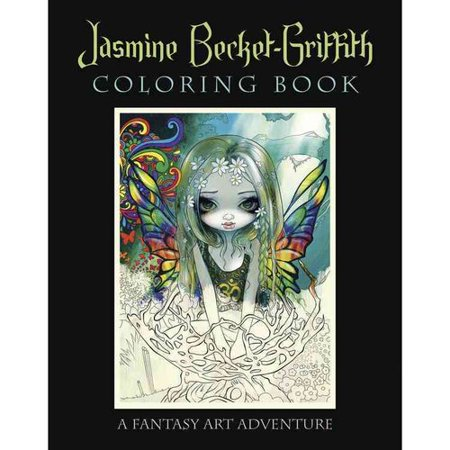 Jasmine Becket-Griffith: A Fantasy Art Adventure by