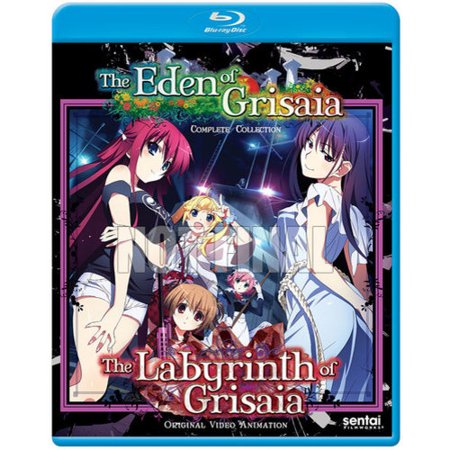 Labyrinth Of Grisaia / Eden Of Grisaia (Labyrinthe D'halloween)