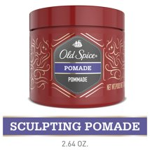 Hair Styling: Old Spice Pomade