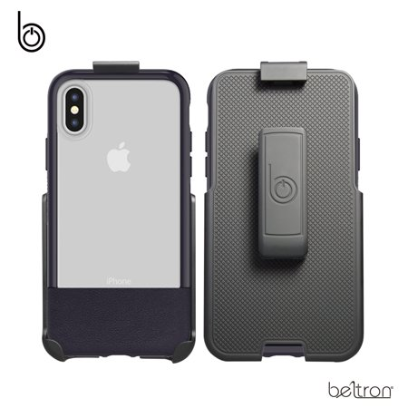 wholesale dealer e9512 adabf BELTRON Belt Clip Holster for the Otterbox Statement Case - iPhone X (case  not included)