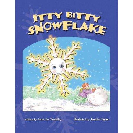 Itty Bitty Snowflakes - Itty Bitty Snowflake - eBook