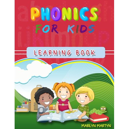 Phonics For Kids - eBook