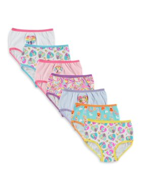Jojo Siwa Toddler Girls Underwear, 7 Pack