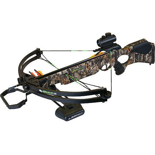 Barnett Wildcat C5 150 lb Crossbow Package