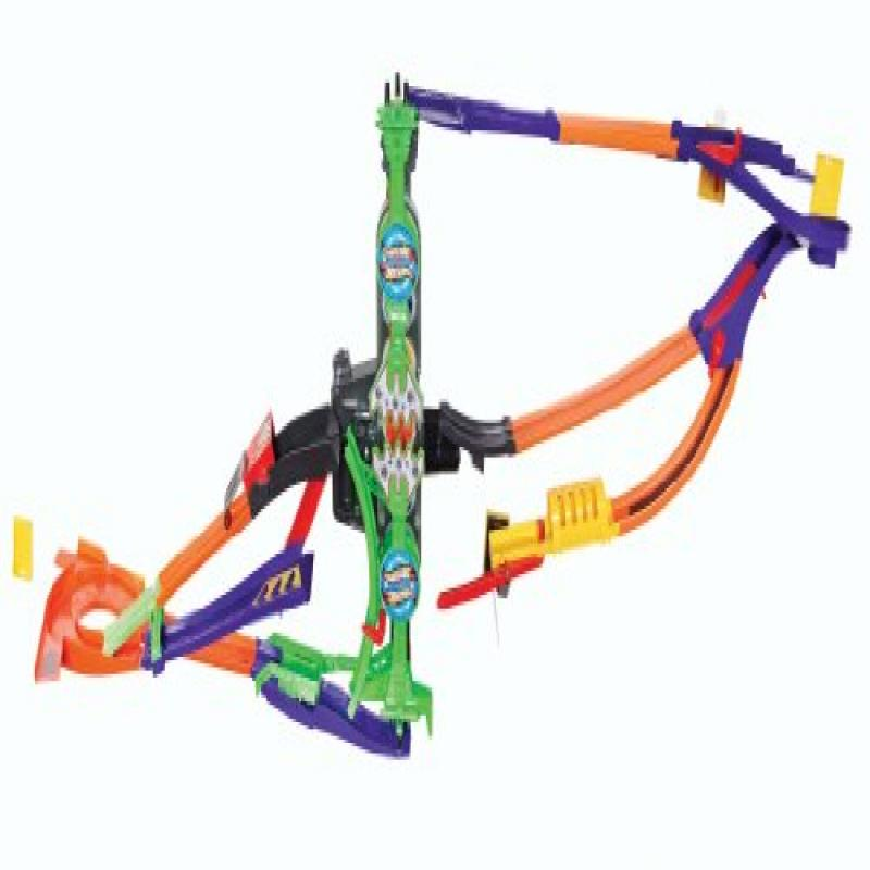 Hot Wheels Roto-Motion Speedway Track Set
