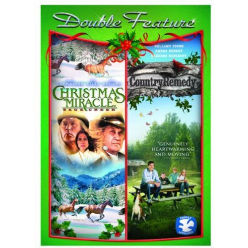 Christmas Miracle At Sage Creek / Country Remedy (Christmas Double Feature)