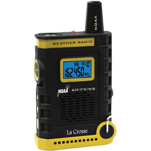 La Crosse 810-805 Technology Super Sport NOAA Weather Radio by La Crosse Technologies
