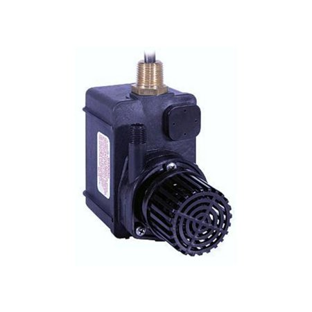 Little Giant 300 GPH 47W Multi Purpose Magnetic Drive Submersible Washer Pump 75 Gph Magnetic Drive