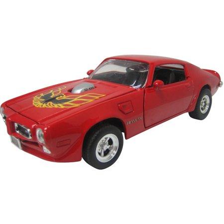 1973 Pontiac Firebird Model, 1:24 Scale (1967 Pontiac Firebird Engine)