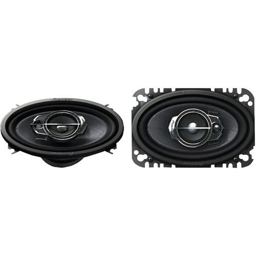 "Pioneer Ts-a4675r 4"" x 6"" 3-Way Speakers"