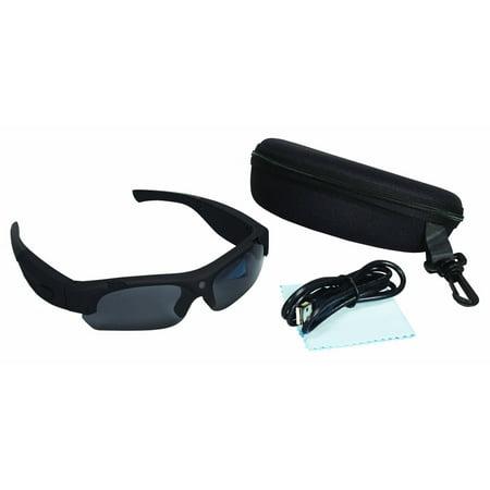Xtreme Glasses Frames : Hunters Specialties I-Kam Xtreme Video Eyewear, Black ...