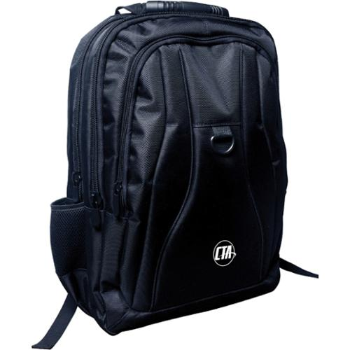 Cta Digital Carrying Case [backpack] For Gaming Console - Nylon, Foam - Shoulder Strap, Handle (mi-ubp)
