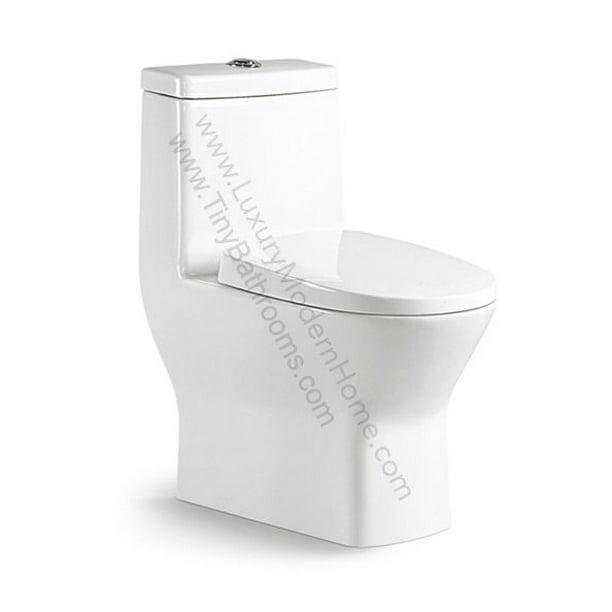 Carus 23 5 Smallest Toilet Walmart Com Walmart Com