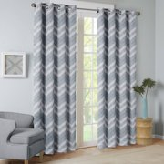 Eclipse Adano Stripe Energy Efficient Blackout Curtain Panel