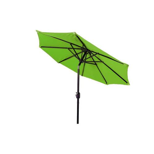 Tilt Crank Patio Umbrella, 7', by Trademark Innovations by Trademark Innovations