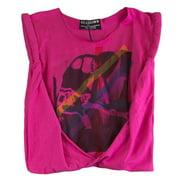 Religion Sleeveless Printed Shirt 4-5 Years Pink