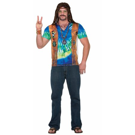 Men's Hippie Man Halloween Costume](Halloween Main Menu)