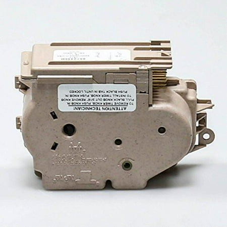 Motor Low Voltage Control System - Whirlpool Part Number 8579446: Timer, Control (60 Hz.) (Motor Not A Service Part)