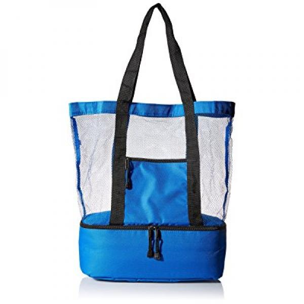 Goodhope  Insulated Travel Cooler Tote Bag Natural