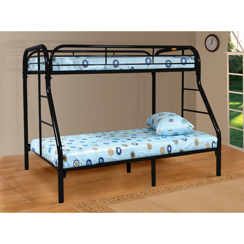 Zoomie Kids Tanya Twin over Full Bunk Bed