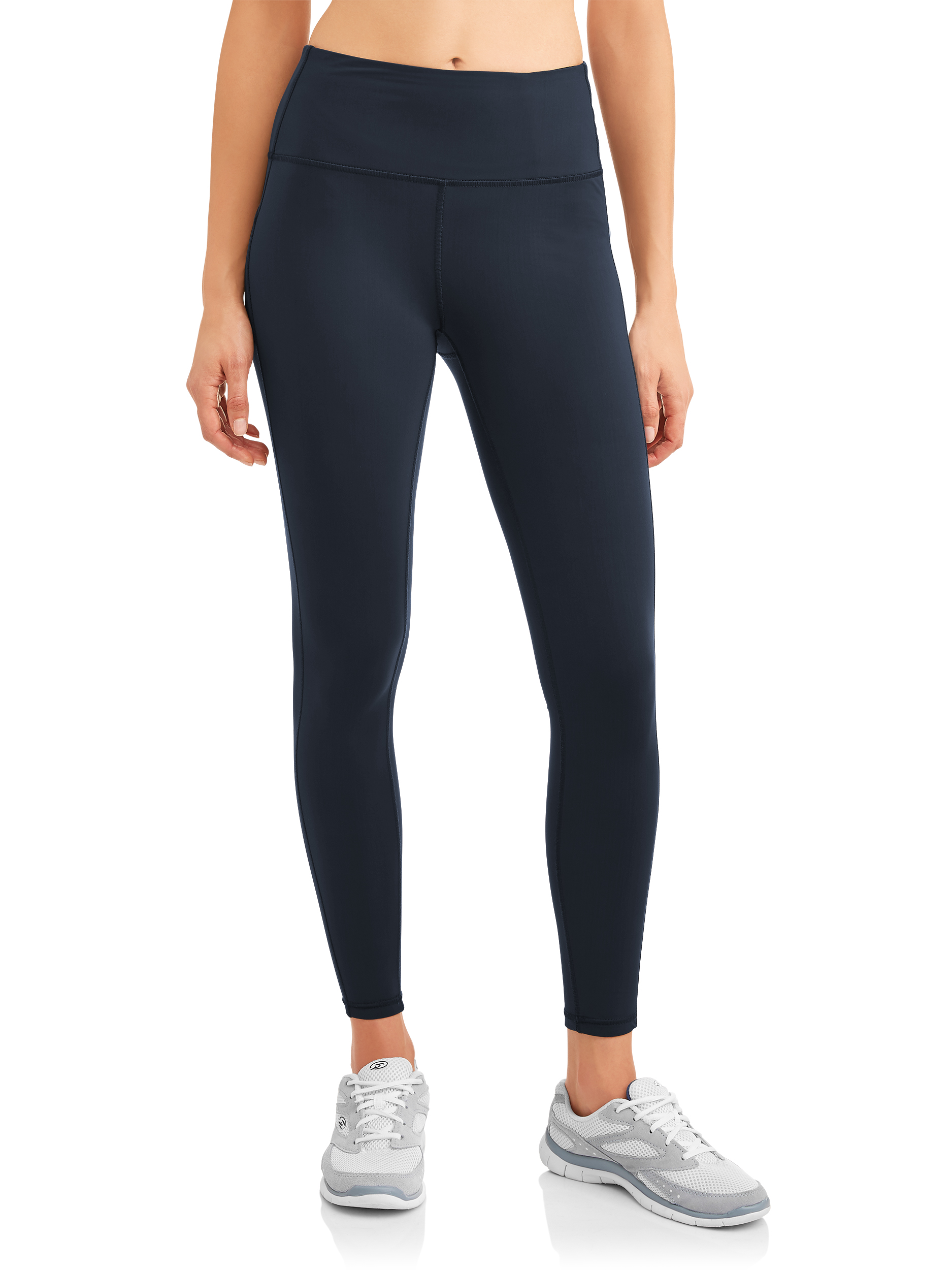 "Women's Active 27"" Inseam Sleek and Sueded Legging"