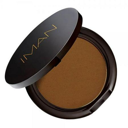 IMAN Cosmetics Second To None Luminous Foundation, Dark Skin, Earth (Iman Second To None Stick Foundation Earth 3)