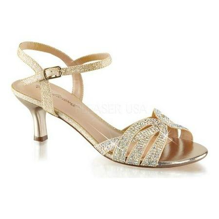 Women's Audrey 03 Ankle Strap Sandal 03 Jeweled Sandals