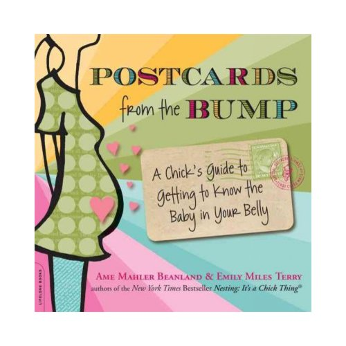 Postcards from the Bump : A Chick's Guide to Getting to Know the Baby in Your Belly