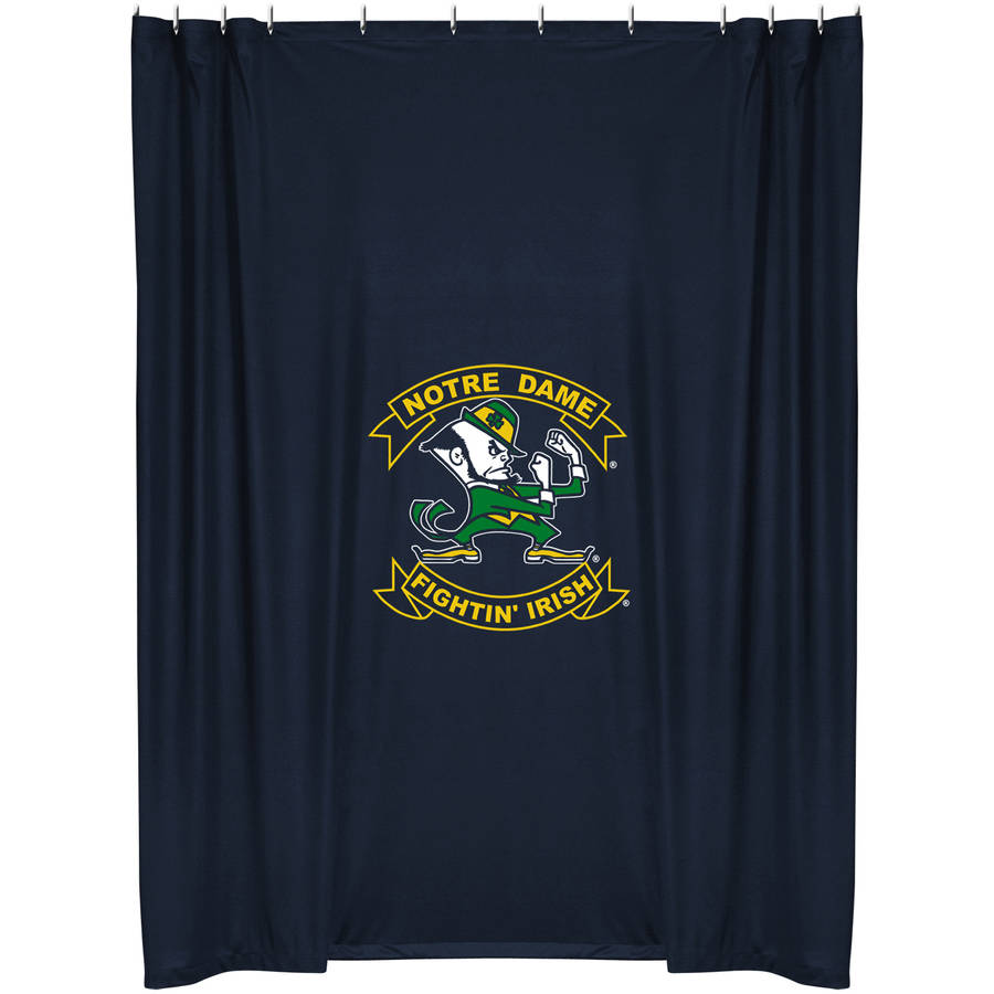 NCAA Notre Dame Shower Curtain