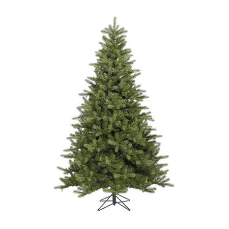 Vickerman Unlit 6.5 King Spruce Artificial Christmas Tree