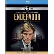 Masterpiece Mystery!: Endeavour Series 2 (Blu-ray) by PBS