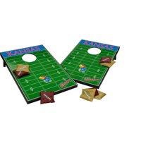 Wild Sports Collegiate Kansas Jayhawks 2x3 Field Tailgate Toss