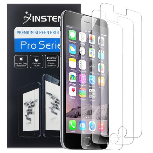 "3 x Clear Transparent Crystal Screen Protector LCD Film Guard For iPhone 6 6S 4.7"" Inches by Insten"
