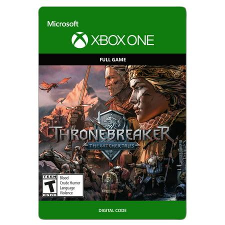 Thronebreaker: The Witcher Tales, CD Projekt S.A., Xbox, [Digital Download]