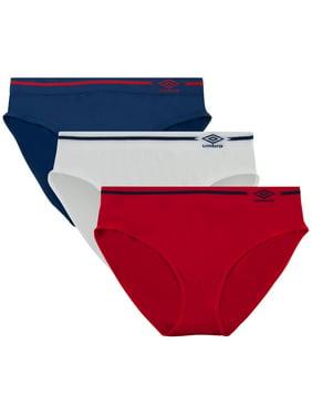 b200b4dbb03 Product Image Umbro Women s Seamless Bikini Panties 3 Pack