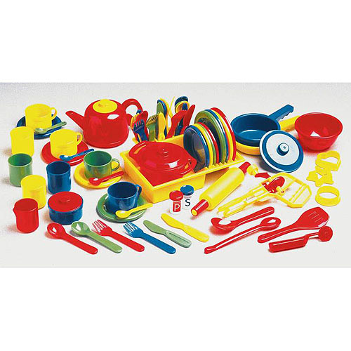Childcraft Deluxe Kitchen Utencils, 71-p