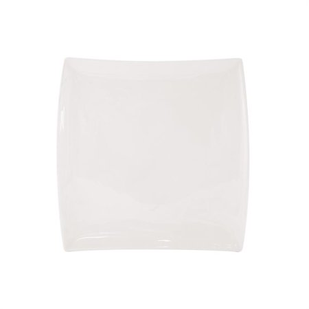 Maxwell & Williams White Basics - Maxwell & Williams White Basics East Meets West 5.5-inch Square Plate
