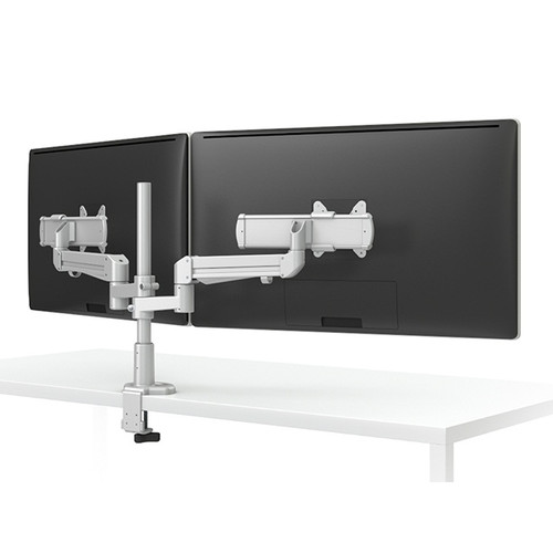 ESI Ergonomic Solutions Evolve Height Adjustable 2 Screen...