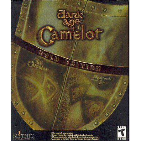 Dark Age of Camelot GOLD Edition - The Complete Saga - Dark Age of Camelot With Shrouded Isles Expansion - Shroud Packs
