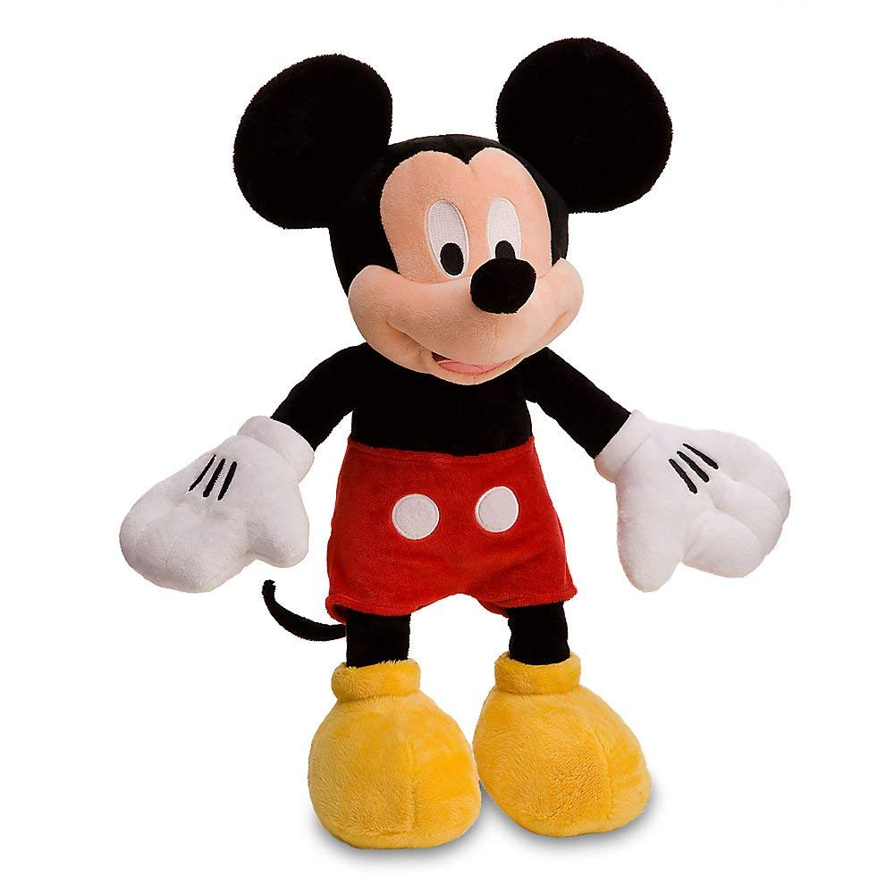 "18"" Disney Mickey Mouse Soft Plush Doll Toy"
