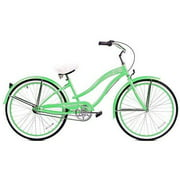 Beach Cruiser in Mint Green